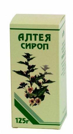 АЛТЕЯ СИРОП