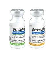 Препарат Бензилпенициллин инструкция по применению