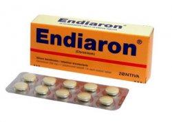 Endiaron инструкция по применению