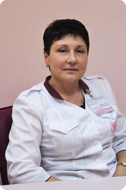 Левковская Надежда Александровна
