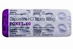 Дапоксетин - отзывы, аналоги, инструкция