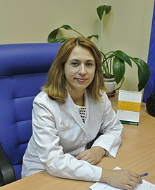 Назар Оксана Васильевна