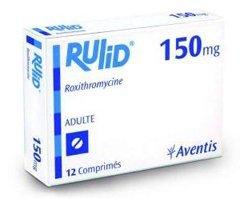 Рулид – инструкция по применению, дозы, показания