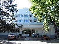 Центр кардиологии и кардиохирургии КРУ КТМО Университетская клиника Симферополь