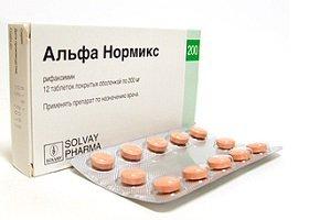 Альфа-нормикс отзывы гастроэнтерологов
