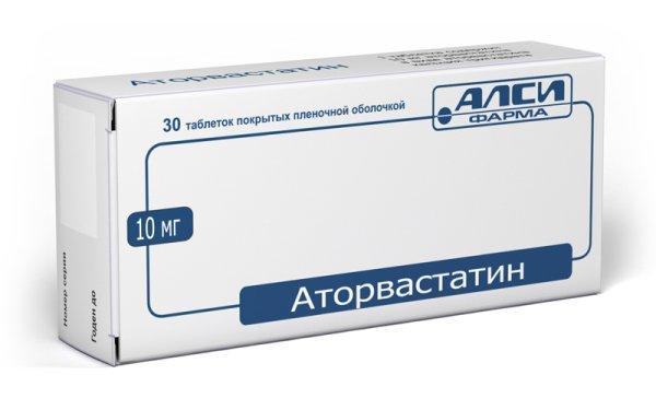 Аторвастатин - Тева - официальная инструкция по применению, аналоги