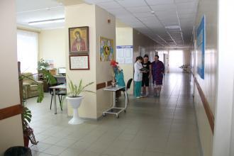 Лесосибирская поликлиника 1 веб регистратура