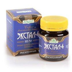 ЭКСТАЛ-4 ОБЩЕУКРЕПЛЯЮЩИЙ