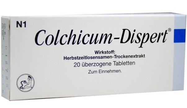 Колхицин: аналоги, инструкция по применению, цена, отзывы