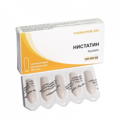 Нистатин свечи инструкция по применению в гинекологии