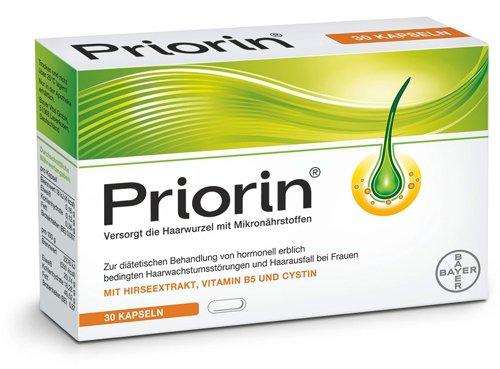 ПРИОРИН (PRIORIN): инструкция, отзывы, аналоги, цена в аптеках