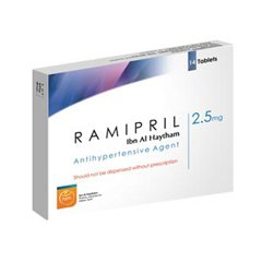 Рамиприл: инструкция по применению, цена, аналоги, отзывы