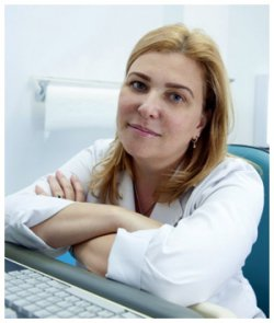 Вовченко Анна Яковлевна