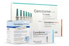 Салофальк цена в Томске от 545 руб., купить Салофальк, отзывы и инструкция по применению