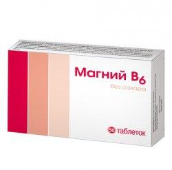 МАГНИЙ В6