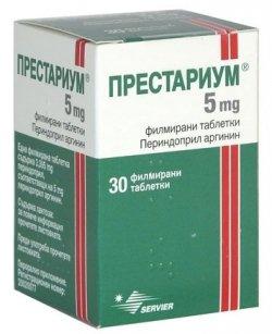 ПРЕСТАРИУМ: инструкция, отзывы, аналоги, цена в аптеках ...