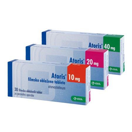 Аторис инструкция по применению таблетки отзывы