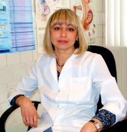 Бузаш Светлана Михайловна