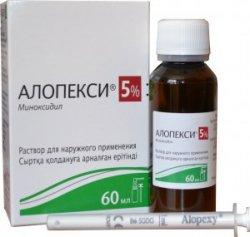 АЛОПЕКСИ 5 Передозировка - Медицинский портал - клиники, медикаменты, врачи, отзывы