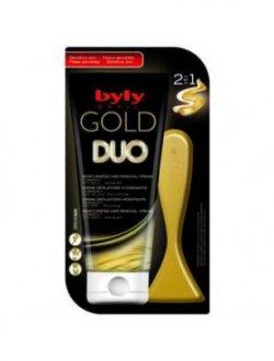 Byly Gold Duo Крем для удаления волос двойное увлажнение