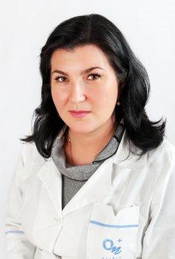 Фролова Элина Юрьевна
