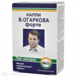 КАПЛИ ОГАРКОВА ФОРТЕ
