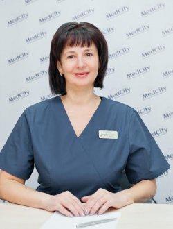 Горбунова Ольга Владимировна