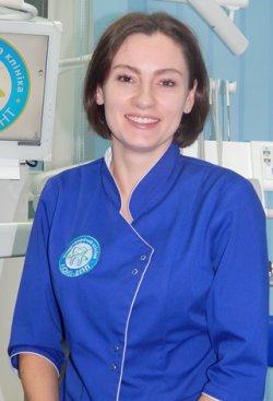 Повелягина Марина Юрьевна