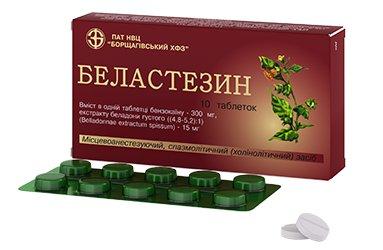 Белластезин – инструкция по применению таблеток, цена, аналоги, отзывы