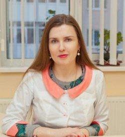 Мельник Анна Анатольевна