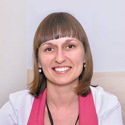 Соколовская Елена Сергеевна