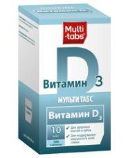 МУЛЬТИ-ТАБС ВИТАМИН D3