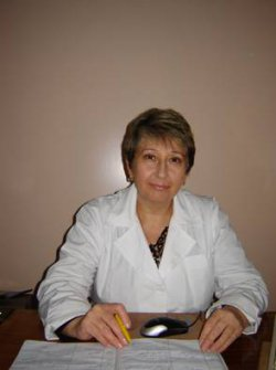 Башир-Заде Тамила Ахметовна