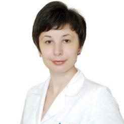 Амро Ирина Геннадиевна