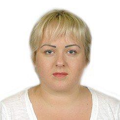 Грицько Юлия Богдановна