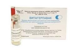 """Вакцина от герпеса """"Витагерпавак"""": инструкция по применению, аналоги, отзывы"""