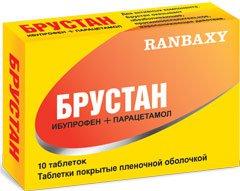 Брустан таблетки: инструкция по применению, цена, отзывы, аналоги