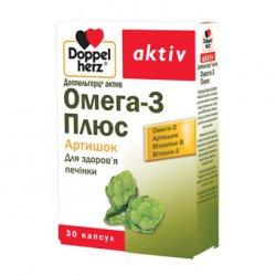ДОППЕЛЬГЕРЦ АКТИВ ОМЕГА-3 ПЛЮС АРТИШОК