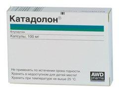 Лекарство катадолон