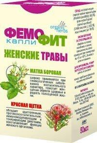 ФЕМОФИТ КАПЛИ