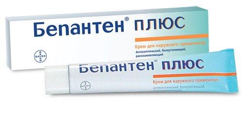 Бепантен плюс цена в Перми от 403 руб., купить Бепантен плюс, отзывы и инструкция по применению