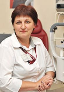 Яровая Ирина Николаевна