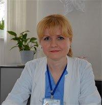 Бондаренко Юлия Игоревна