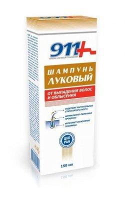 911 ШАМПУНЬ ЛУКОВЫЙ