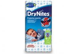 DryNites трусики лет для мальчиков