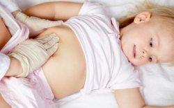 У Києві удвічі зросла кількість випадків захворювання дітей на гострі кишкові інфекції
