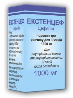 ЭКСТЕНЦЕФ