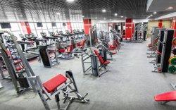 Спортивный клуб Территория Fitness