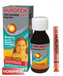 ибупрофен инструкция для детей сироп инструкция цена