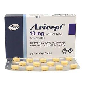 Новые и традиционные препараты для лечения болезни Альцгеймера